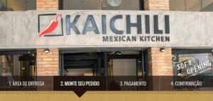 Sistema de pedidos on-line Kaichili