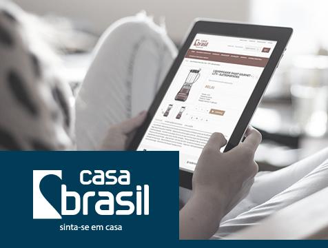 Loja Virtual Personalizada Magento Casa Brasil