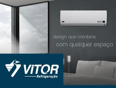 Loja Virtual Personalizada Magento Vitor Refrigeração